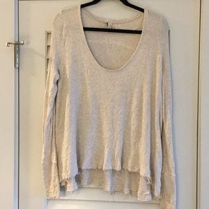 Free People Thermal Tunic